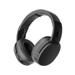 Skullcandy Crusher BT Noise-Cancelling Bluetooth Headphones with microphone - Black