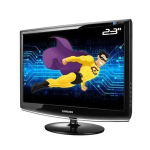 "Schermo 23"" LCD FHD  SyncMaster 2333SW"