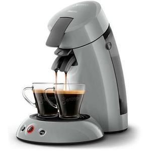 Cafetera de cápsula Philips Senseo HD6553/71 - Gris