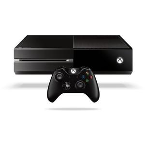 Videopelikonsolit Microsoft Xbox One 500GB + 1 Ohjaimien - Musta