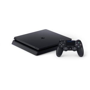Videopelikonsolit Sony Playstation 4 1TB Slim + 1 Ohjaimien + Final Fantasy XV - Musta