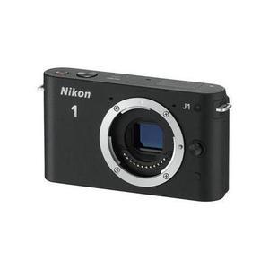 Caméra compacte - Nikon 1 J1 Boitier nu - Noir