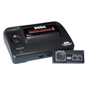 Consola SEGA Master System 2 - Negro