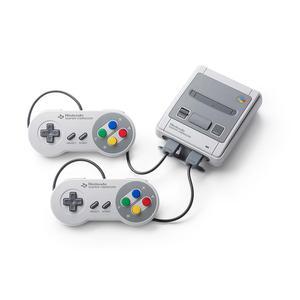 Controllers Nintendo SNES Mini - Grijs