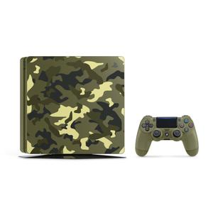 Consoles Sony Playstation 4 1To Camo Design + Call of Duty World War II - Camouflage