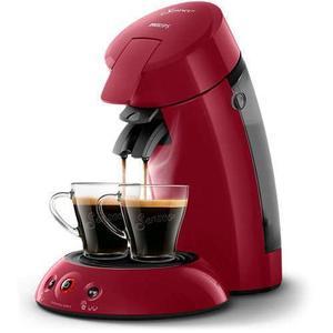 Cafeteras monodosis Compatible con Senseo Philips Original HD6554/94