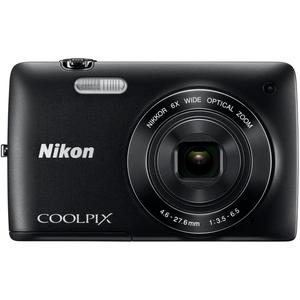 Compact Nikon S4200 - Zwart