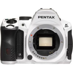 Spiegelreflexkamera Camera Pentax K-30 Wit - Alleen Behuizing