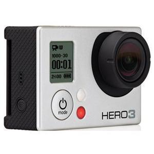 Caméra sport GoPro HERO3 Silver Edition