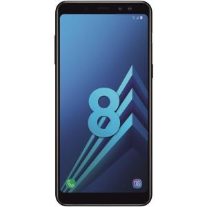 Galaxy A8 (2018) 32 Go Dual Sim - Noir - Débloqué