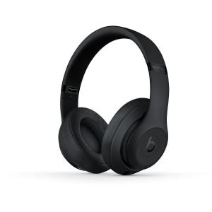 Casque Réducteur de Bruit Bluetooth avec Micro Beats By Dr. Dre Studio 3 Wireless - Noir
