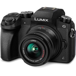 Hybride - Panasonic GH4 - Noir + Objectif Lumix 14-140 mm