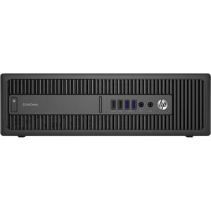 Hp EliteDesk 800 G1 SFF Core i5 3,2 GHz - HDD 500 GB RAM 4GB