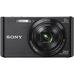 Cámara Compacta - Sony DSC-W830 - Negro