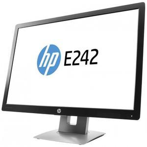 """Écran 24"""" LED WUXGA HP EliteDisplay E242"""