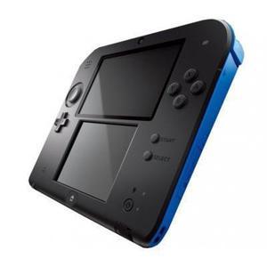 Console Nintendo 2DS + Mario Kart 7 - Noir /  Bleu
