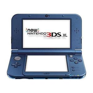 Konsole Nintendo New 3DS XL - Metallic Blau