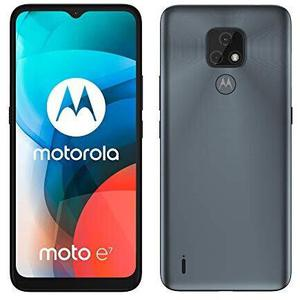 Motorola Moto E7 32 Gb Dual Sim - Gris - Libre