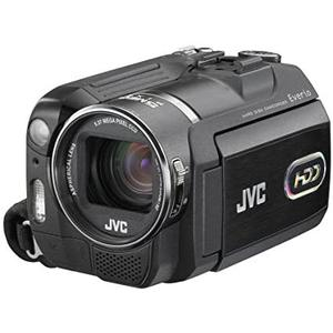 Videocamere JVC Everio GZ-MG575 Nero