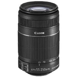 Canon EFS 55-250mm f/4-5.6 macro