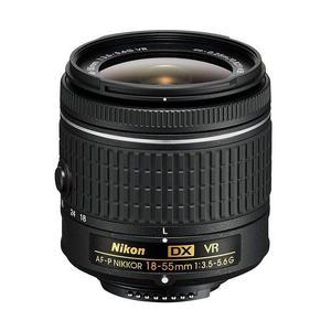Objektiivi Nikon F AF-P DX NIKKOR 18-55mm f/3.5-5.6G VR