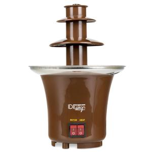 Schokoladenbrunnen Italian Design 65W-IDECUSWEET01 - Braun