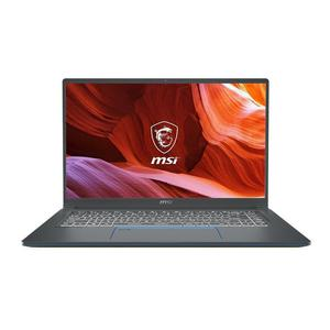 "MSI Prestige 15 A10SC-056FR 15"" Core i7 1,1 GHz - SSD 512 GB + HDD 488 GB - 32GB - NVIDIA GeForce GTX 1650 QWERTY - Englisch (UK)"