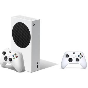 Console Xbox Series S - 512 Go + 2 Manette Xbox Series sans fil - Robot White / Blanc