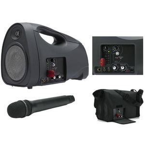 Altoparlanti Audiophony Jogger 50 - Nero