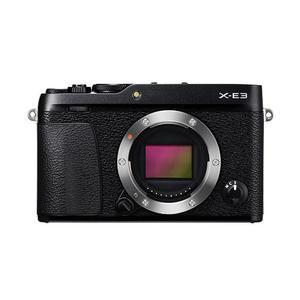 Fujifilm X-E3 - Noir - Boîtier Nu
