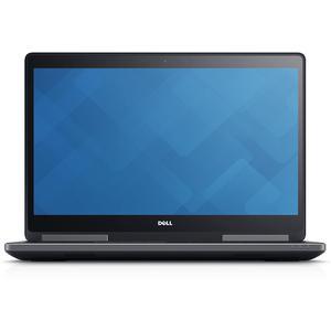 """Dell Precision 7710 17"""" Core i7 2,9 GHz - SSD 256 GB - 16GB AZERTY - Ranska"""