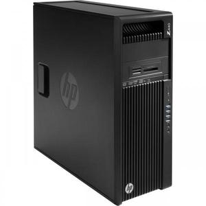 Hp Z440 Xeon E5 3,5 GHz - SSD 256 Go + HDD 1 To RAM 32 Go