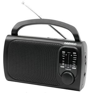 Radio Daewoo DRP-19 alarm