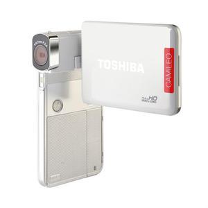 Videocamera Toshiba Camileo S30 - Weiß