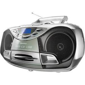 CD Radio Karcher RR 510N - Argent