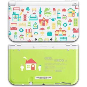 Console Nintendo 3DS XL - Édition Animal Crossing