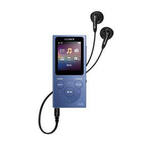 MP3-player & MP4 4GB Sony Walkman NW-E393 - Blau
