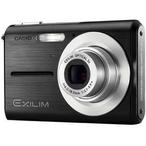 Compact - Casio Exilim EX-Z5 Noir Casio Exilim Optical X3 38-114 mm f/3.1-4.4