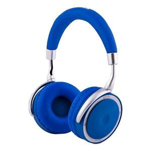 Kopfhörer Bluetooth mit Mikrophon Coolbox COO-AUB-12BL - Blau