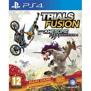 Trials Fusion: The Awesome MAX Edition - PlayStation 4