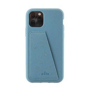 Coque Wallet écoresponsable, 100% biodégradable pour iPhone 11 Pro - Marée