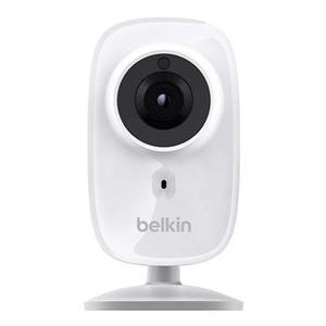 Belkin NetCam Camcorder - Weiß/Grau
