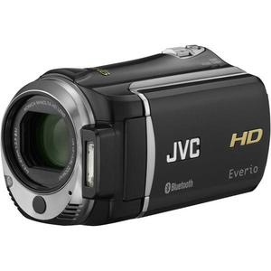 Jvc HM-GZ550BE Videocamera & camcorder - Zwart