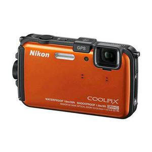 Nikon Coolpix AW110 + Nikkor Wide Optical Zoom 28-140mm f/3.9-4.8