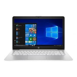 """HP Stream - 14-DS0001NF 14"""" A4-Series 1,5 GHz - SSD 32 GB - 4GB AZERTY - Französisch"""
