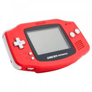 Gameconsole Nintendo Game Boy Advance - Rood/Wit