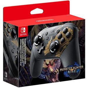 Nintendo Switch Pro Edition Monster Hunter Rise