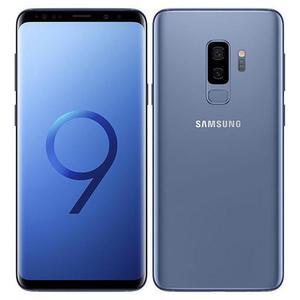 Galaxy S9+ 64 Gb Dual Sim - Blau (Coral Blue) - Ohne Vertrag