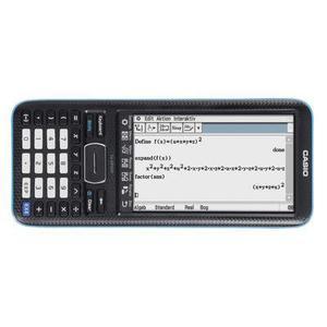Calculatrice Casio FX-CP400