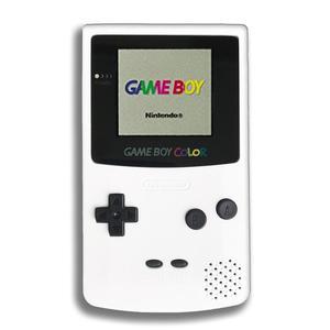 Consola Nintendo Game Boy Color - Branco